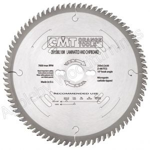 350mm Z=108 CMT Panel Sizing Saw Blade  281.108.14M
