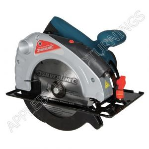 Silverstorm 1400w Circular Saw With Laser Guide 285873