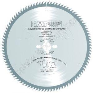 350mm Z=108 Neg CMT Cross Cut Saw Blade  297.108.14M