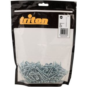 "Triton Pocket Hole Screws 8mm x 1-1/4"" - 250 Pieces"