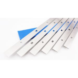 FELDER System 410 x 18.6 x 1.1mm Double Edged Disposable HSS Planer Blades 6pcs