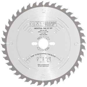 700mm Z=46 ATB Id=30 Antikick Rip Saw Logging Blade CMT