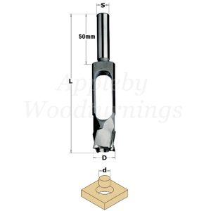 CMT Plug Cutter 7/8 Plug Diameter S=1/2 529.222.31