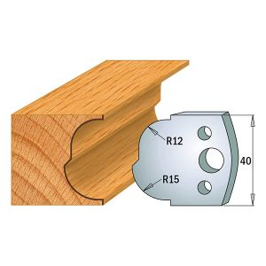 Profile No. 115 40mm Euro Knives, Limiters and sets
