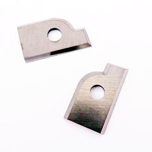 CMT Panel Raiser Tips 20 x 20 x 2mm A1 per pair 695.013.A1