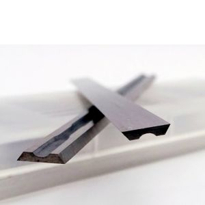 82mm Reversible Carbide Planer Blades to suit Bosch PHO1