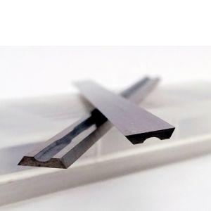 82mm Carbide Planer Blades to suit  Black & Decker BD710