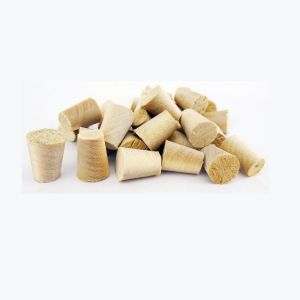 3/8 Inch Birch Tapered Wooden Plugs 100pcs
