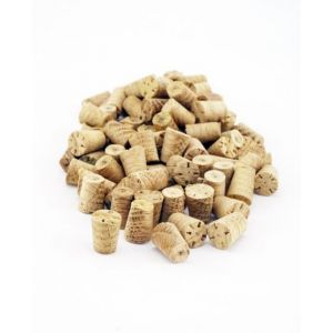"3/8"" English OakTapered Wooden Plugs 100pcs"