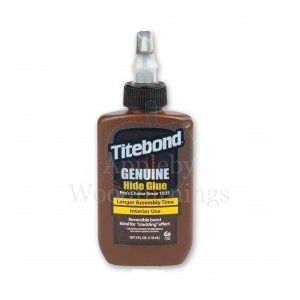 Titebond 'Heat Reversible' Liquid Hide Glue for Interior Use 118ml