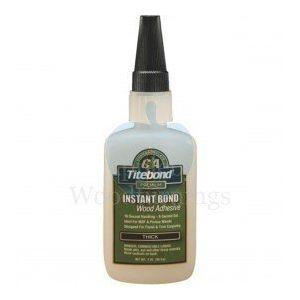 Titebond Premium Instant CA Glue Thick 56.8g 2oz