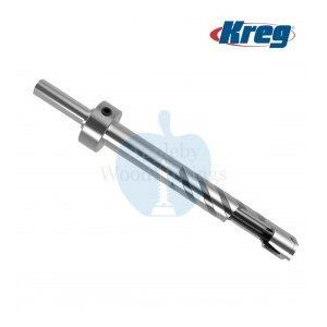 """Kreg Custom Pocket Hole Plug Cutting Bit 3/8"""" Shank KPC1020"""