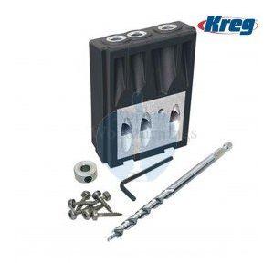Kreg Micro Drill Guide System Imperial Markings KJMICRODGB