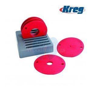 Kreg Level-Loc Reducing Rings 5 Piece Set PRS3050