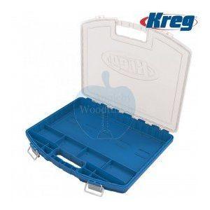 Kreg Impact Resistant Screw Box Storage Organiser KTC25