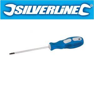 Silverline Torx T15 x 100mm Screw Driver