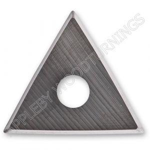 25mm Triangle Scraper Blade To Suit Bahco Ergo 625 Hand Held Scraper 10 Pieces
