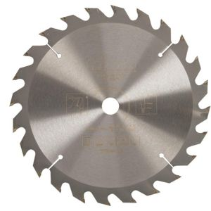 Triton 190mm dia 16mm bore 24tooth ATB TCT Saw Blade TPTA42417678