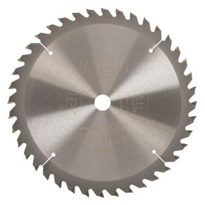 Triton 190mm dia 16mm bore 40 tooth ATB TCT Saw Blade TPTA42514167