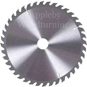500mm Z=36 Alternate Top Bevel Id=30 Unimerco Table / Rip Saw Blade