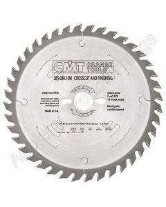 305mm Z=72 Neg CMT Rip Saw Blade  294.072.22M