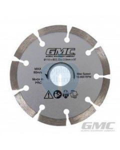 110mm GMC Diamond Circular Saw Blade For Portable Plunge Saw 564293