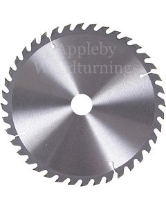 600mm Z=40 Alternate Top Bevel Id=30 Unimerco Table / Rip Saw Blade
